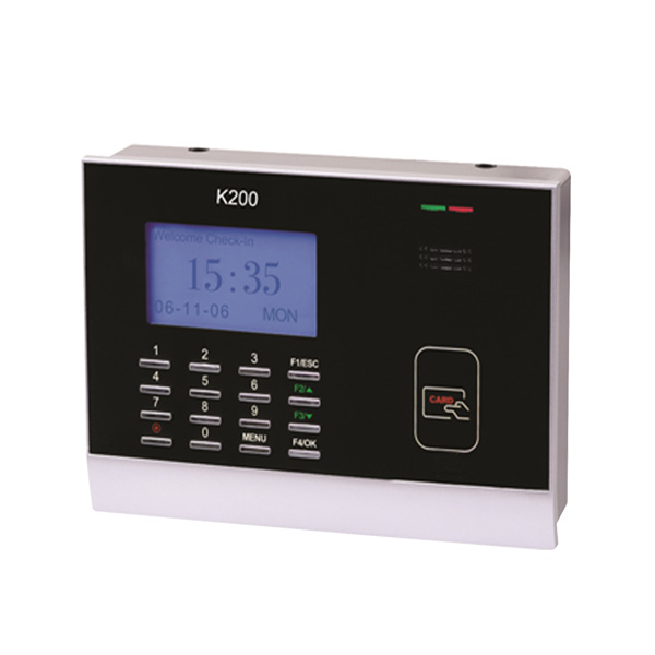 K200 Standalone Time and Attendance Software